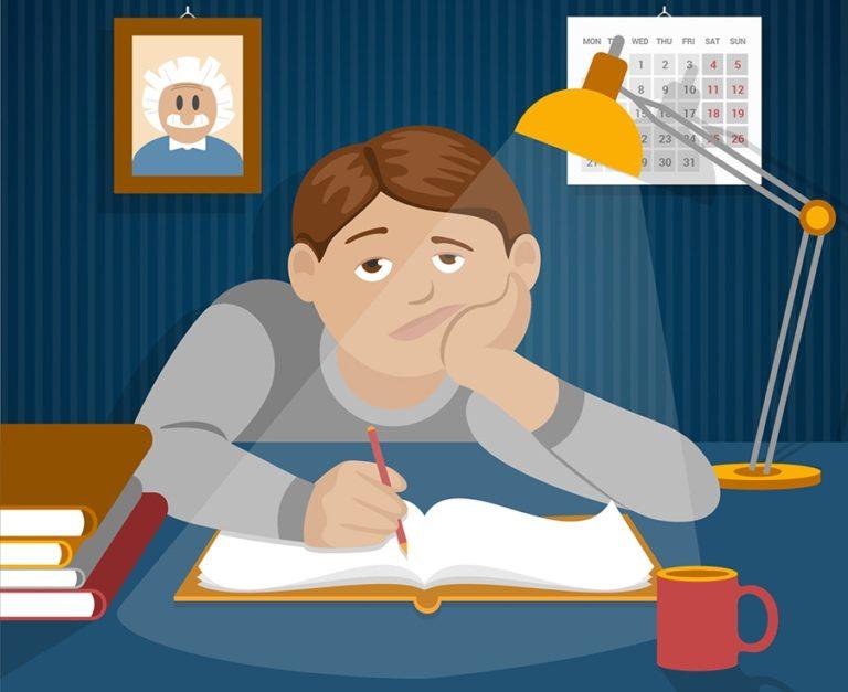 Hatékony tanulás: unalom