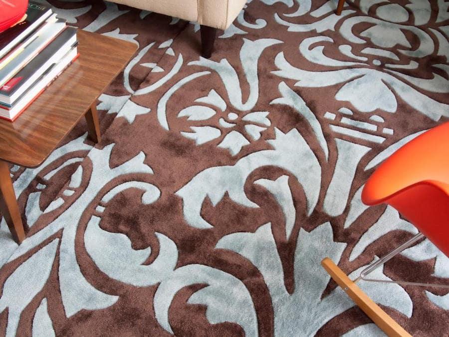 Kollégiumi szoba szőnyeg